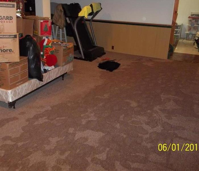 Sump Pump failure in Hales Corners, Wi