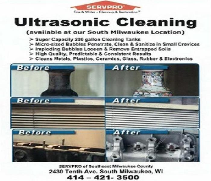 Cleaning Ultrasonic Cleaning